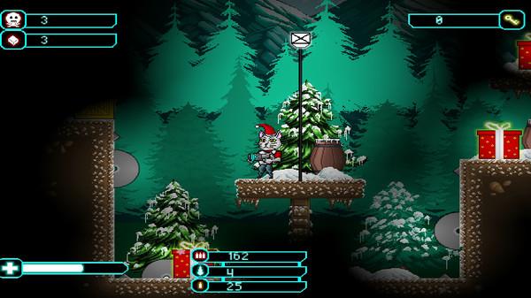 Скриншот из Christmas Cats Revenge