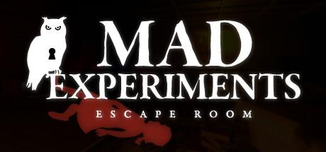 Mad Experiments: Escape Room