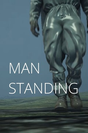 MAN STANDING poster image on Steam Backlog
