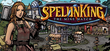 SpelunKing: The Mine Match title thumbnail