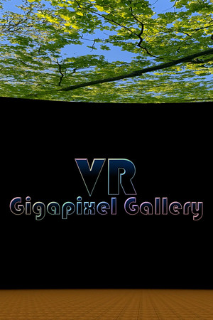 VR Gigapixel Gallery poster image on Steam Backlog