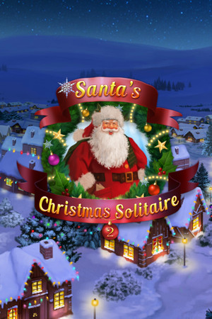 Santa's Christmas Solitaire 2 poster image on Steam Backlog