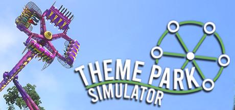 Theme Park Simulator Capa