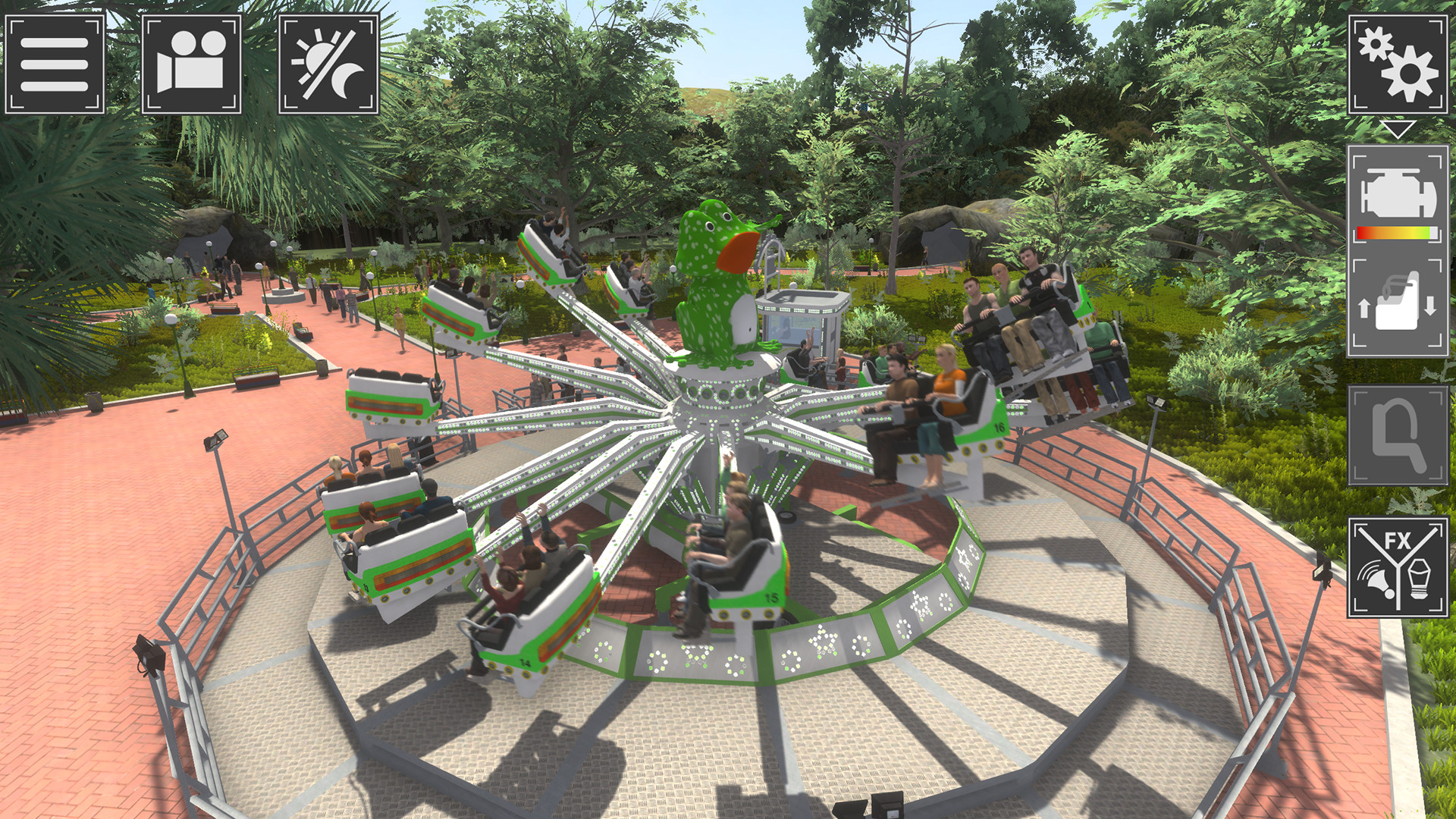 Park Simulator