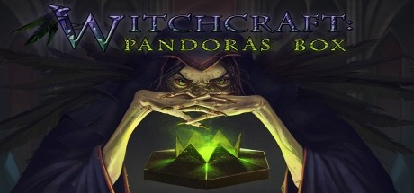 Witchcraft: Pandoras Box cover art