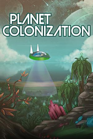 Planet Colonization poster image on Steam Backlog
