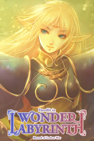 Record of Lodoss War-Deedlit in Wonder Labyrinth- poster image on Steam Backlog