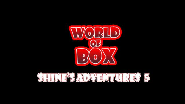 Shine's Adventures 5(World Of Box) logo