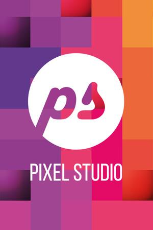 Pixel Studio for pixel art poster image on Steam Backlog