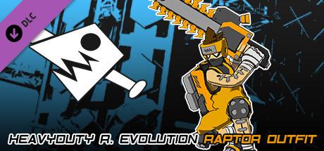 Lethal League Blaze Heavyduty R Evolution Outfit For Raptor No
