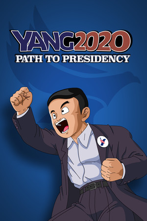 Yang2020 Path To Presidency poster image on Steam Backlog