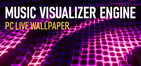 Music Visualizer Engine PC Live