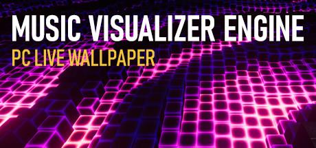 Music Visualizer Engine PC Live Wallpaper