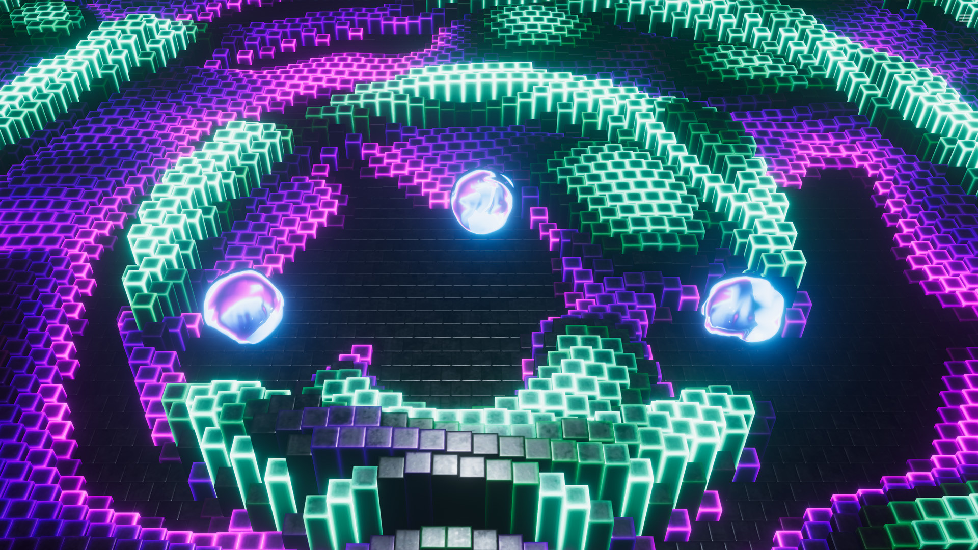 Music Visualizer Engine PC Live Wallpaper on Steam