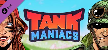 Купить Tank Maniacs OST (DLC)