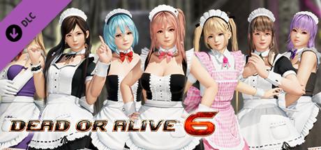 Купить [Revival] DOA6 Maid Costume Set (DLC)