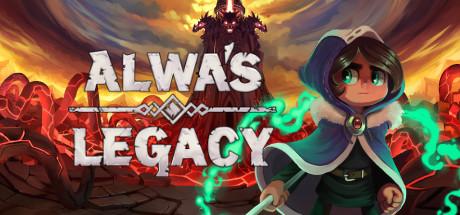 Alwas Legacy Capa