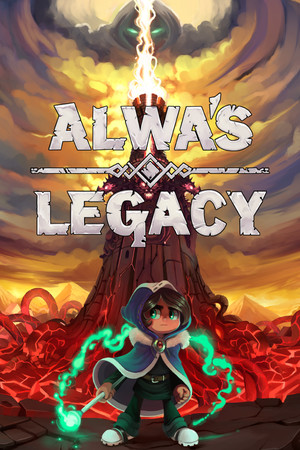 Alwa's Legacy poster image on Steam Backlog