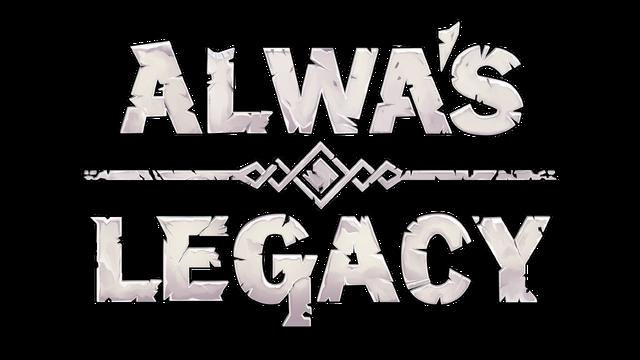 Alwa's Legacy logo