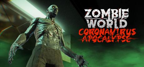 Zombie World Apocalypse VR cover art