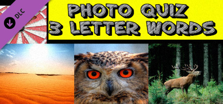 Photo Quiz - 3 Letter Words