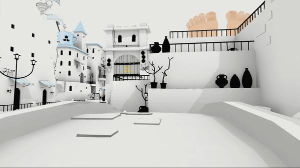 Capture d'écran n°2 du Jeu The Unfinished Swan