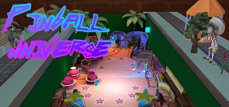 Pinball universe cover art