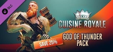 Cuisine Royale - God of Thunder Pack
