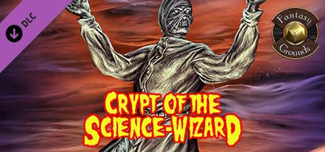 Купить Fantasy Grounds - Crypt of the Science-Wizard (5E) (DLC)