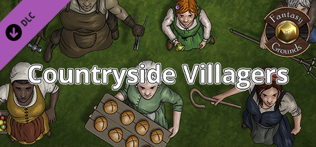 Купить Fantasy Grounds - Jans Tokenpack 011 - Countryside Villagers (Token Pack) (DLC)