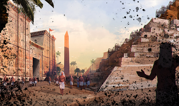 Builders Of Egypt Prologue For Windows 2020 Ad Blurbs Mobygames