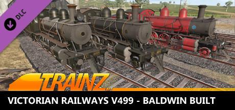 Trainz 2019 DLC - Victorian Railways V499 - Baldwin Built
