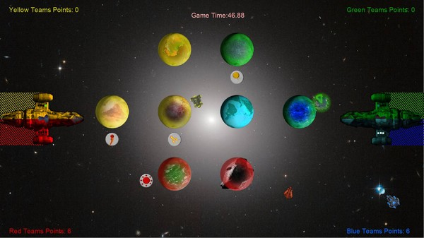 Planet Bounce Screenshot
