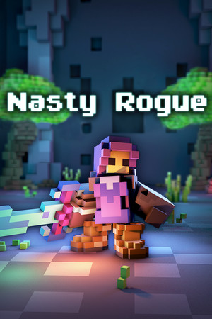 Nasty Rogue poster image on Steam Backlog