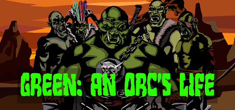 Green: An Orc's Life cover art