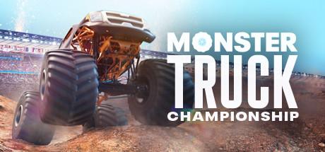 Monster Truck Championship cover art