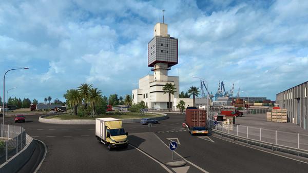 Euro Truck Simulator 2 incluirá España en la próxima expansión, Iberia 3