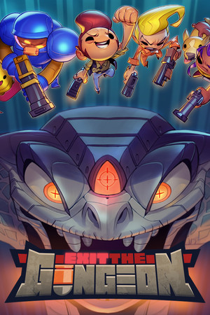 Exit the Gungeon poster image on Steam Backlog