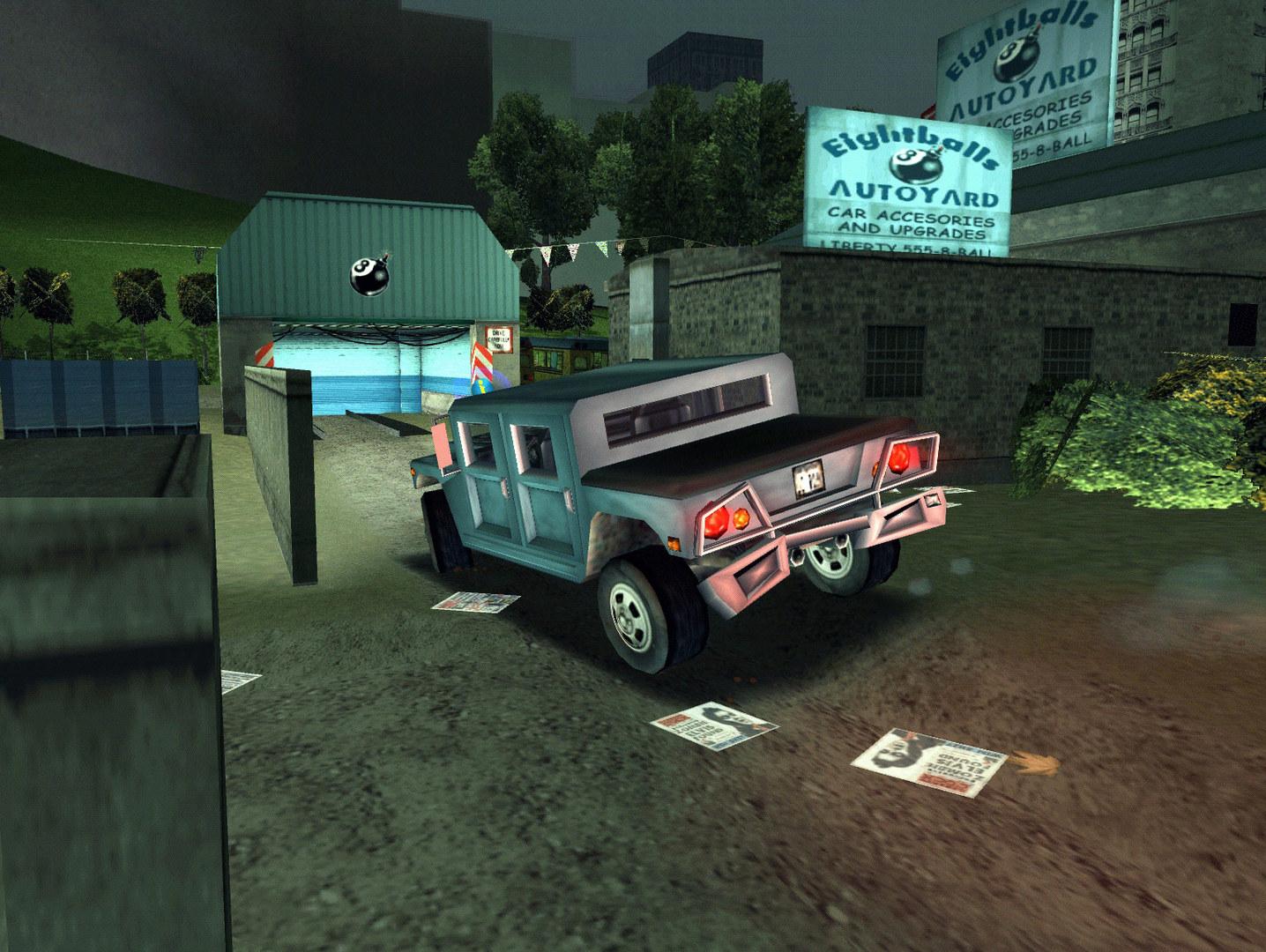 GTA - Grand Theft Auto III Free Download