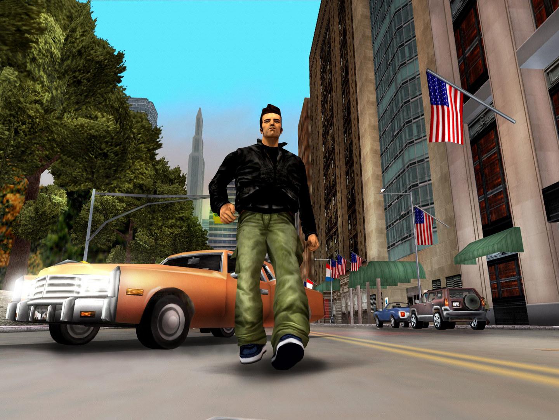 GTA - Grand Theft Auto III - 553 MB