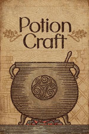 Potion Craft: Alchemist Simulator poster image on Steam Backlog