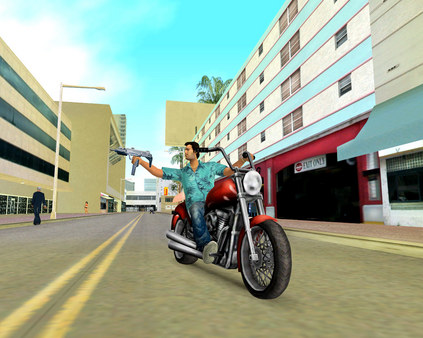Скриншот из Grand Theft Auto: Vice City
