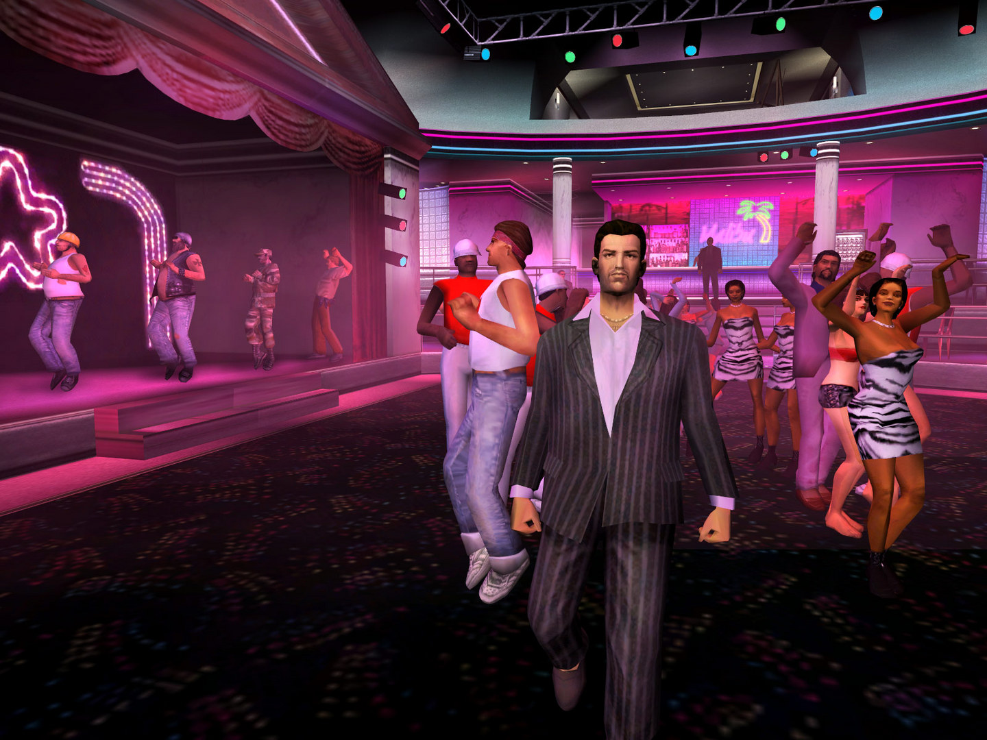 Grand Theft Auto: Vice City - 1.4 GB
