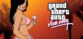 Grand Theft Auto: Vice City cover art