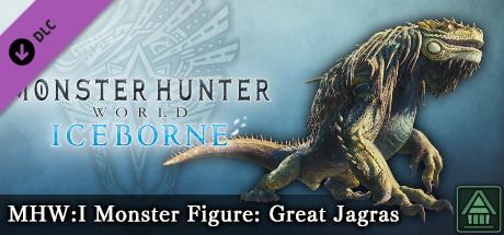 Купить Monster Hunter World: Iceborne - Фигурка чудовища MHW:I: Большой яграс (DLC)