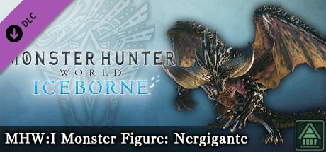 Monster Hunter World: Iceborne - MHW:I Monster Figure: Nergigante