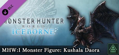 Monster Hunter World: Iceborne - MHW:I Monster Figure: Kushala Daora