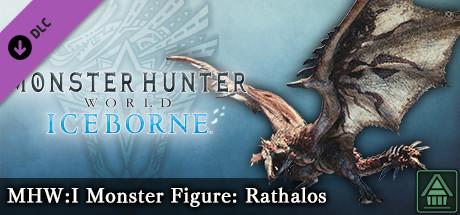 Monster Hunter World: Iceborne - MHW:I Monster Figure: Rathalos