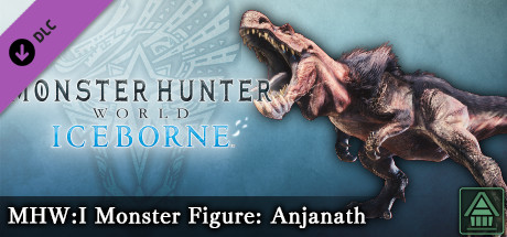 Monster Hunter World: Iceborne - MHW:I Monster Figure: Anjanath