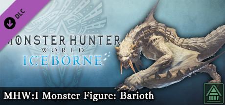 Monster Hunter World: Iceborne - MHW:I Monster Figure: Barioth